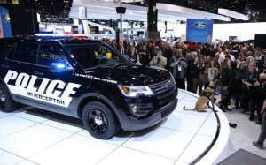 2016 Ford Explorer Police Interceptor 10