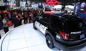 2016 Ford Explorer Police Interceptor 12