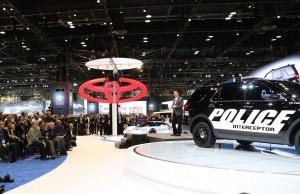 2016 Ford Explorer Police Interceptor 13