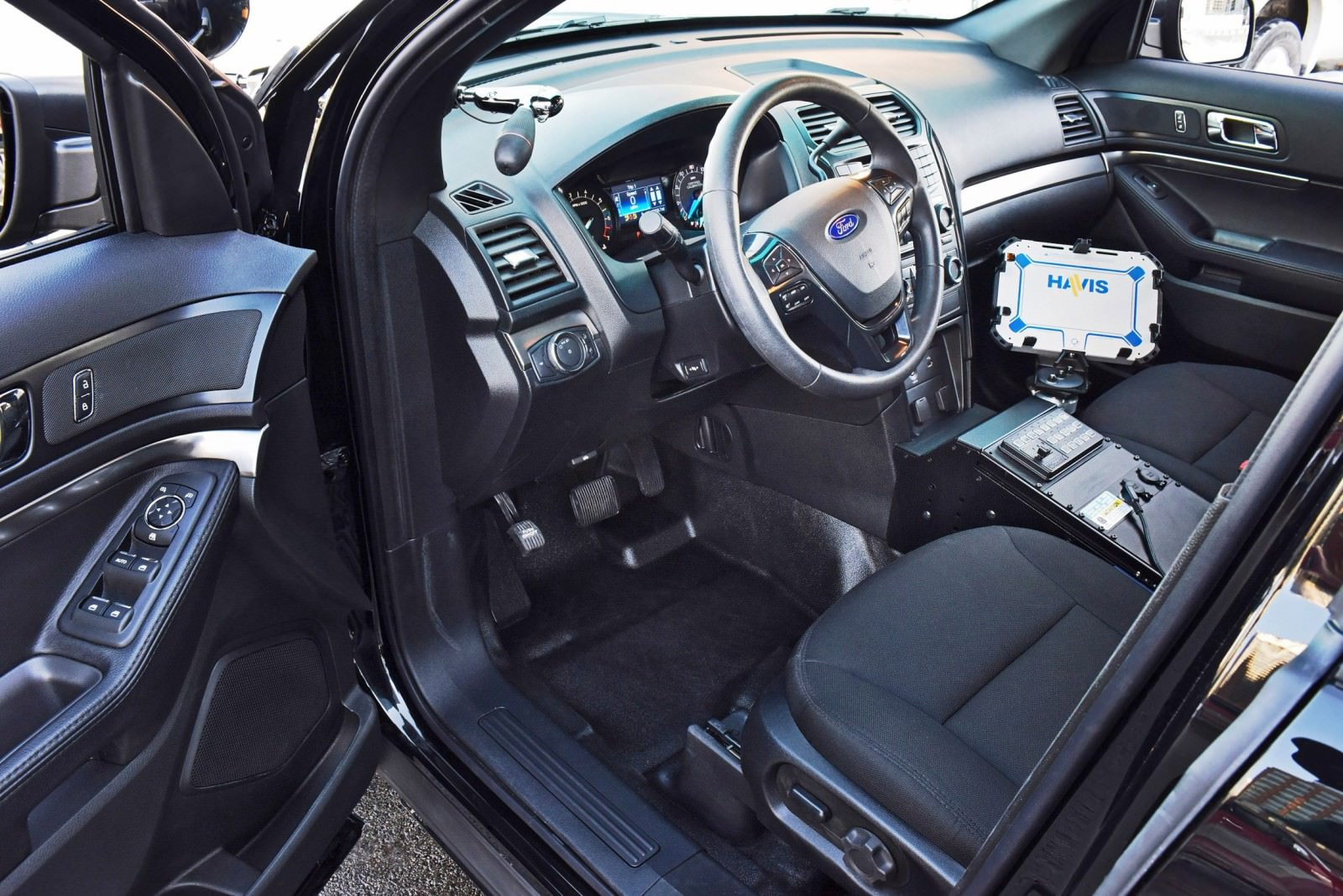 New Ford Police Interceptor Debuts At Chicago Auto Show