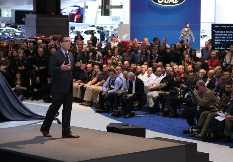 2016 Ford Explorer Police Interceptor 6