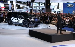 2016 Ford Explorer Police Interceptor 7