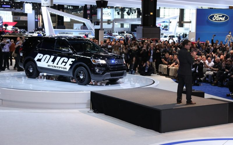 2016 Ford Explorer Police Interceptor 7