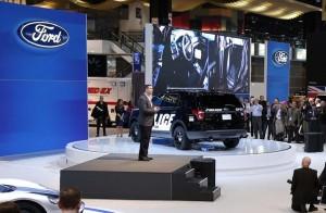 2016 Ford Explorer Police Interceptor 8