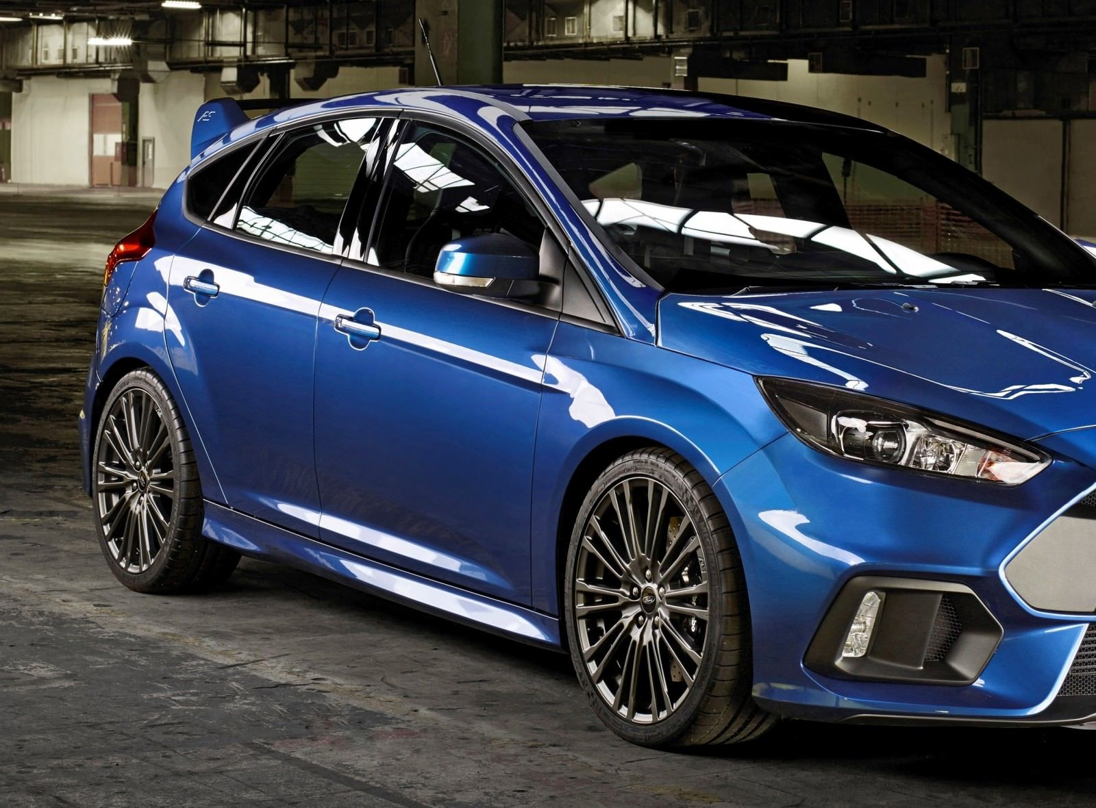 2016 ford focus rs 16 car revs. Black Bedroom Furniture Sets. Home Design Ideas