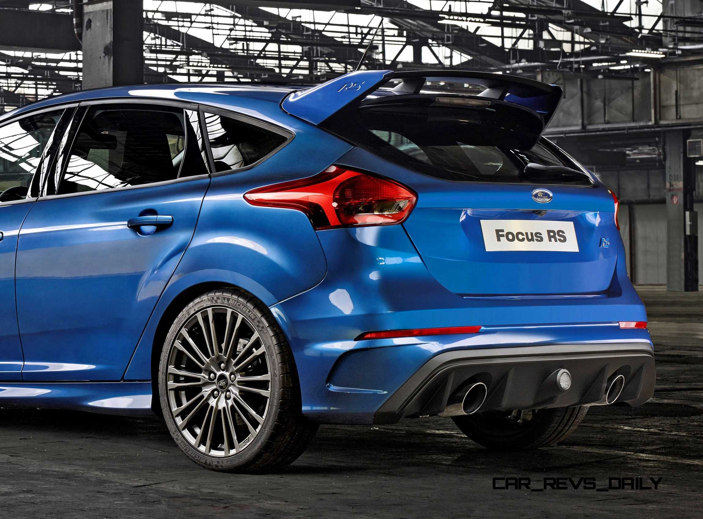 2016 ford focus rs usa