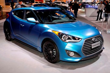2016 Hyundai Veloster RALLY Edition + New 7-Sp DCT Turbo Lead Updated Range