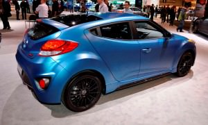 2016 Hyundai Veloster RALLY Edition 3