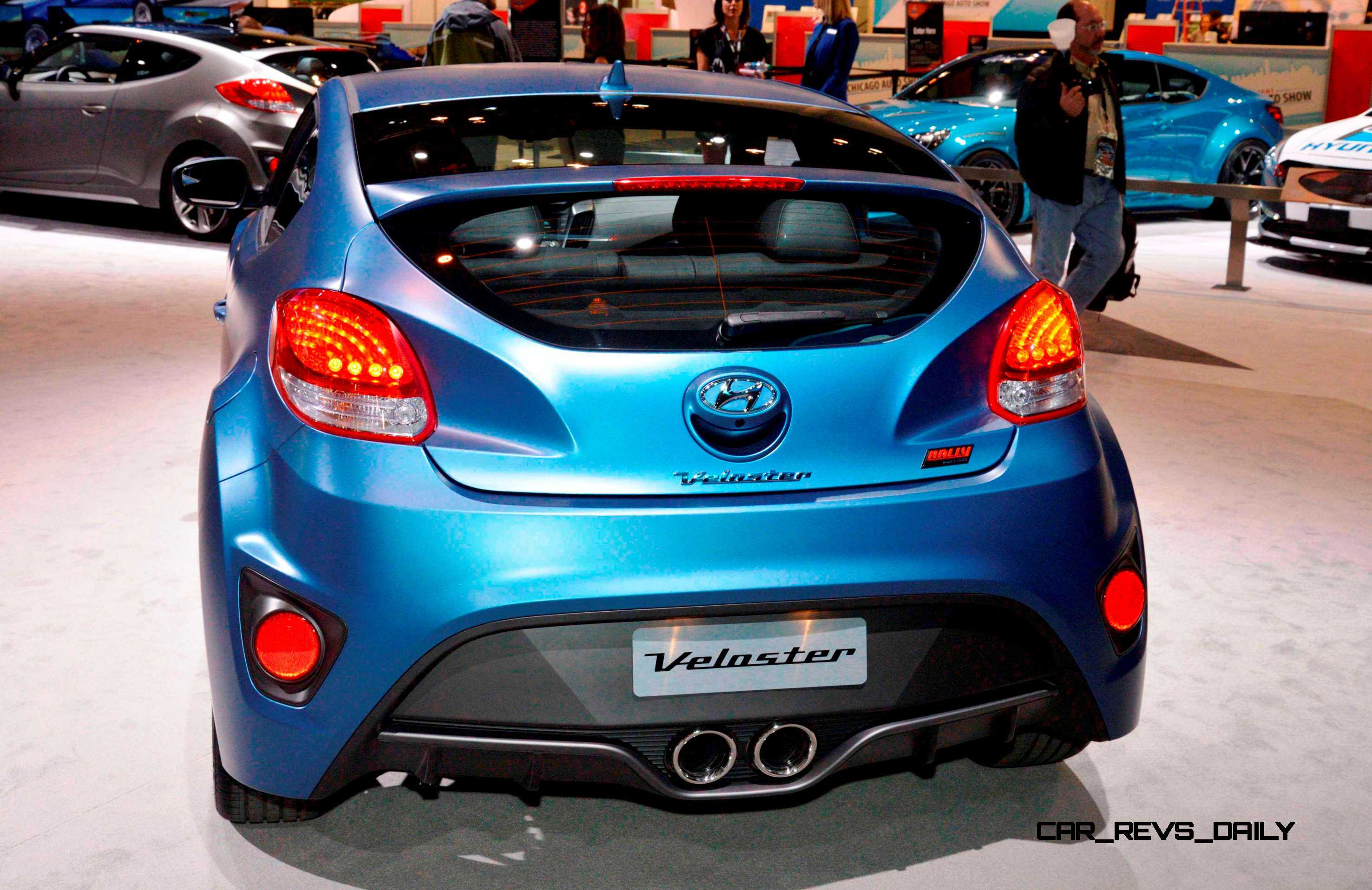2016 Hyundai Veloster RALLY Edition 4