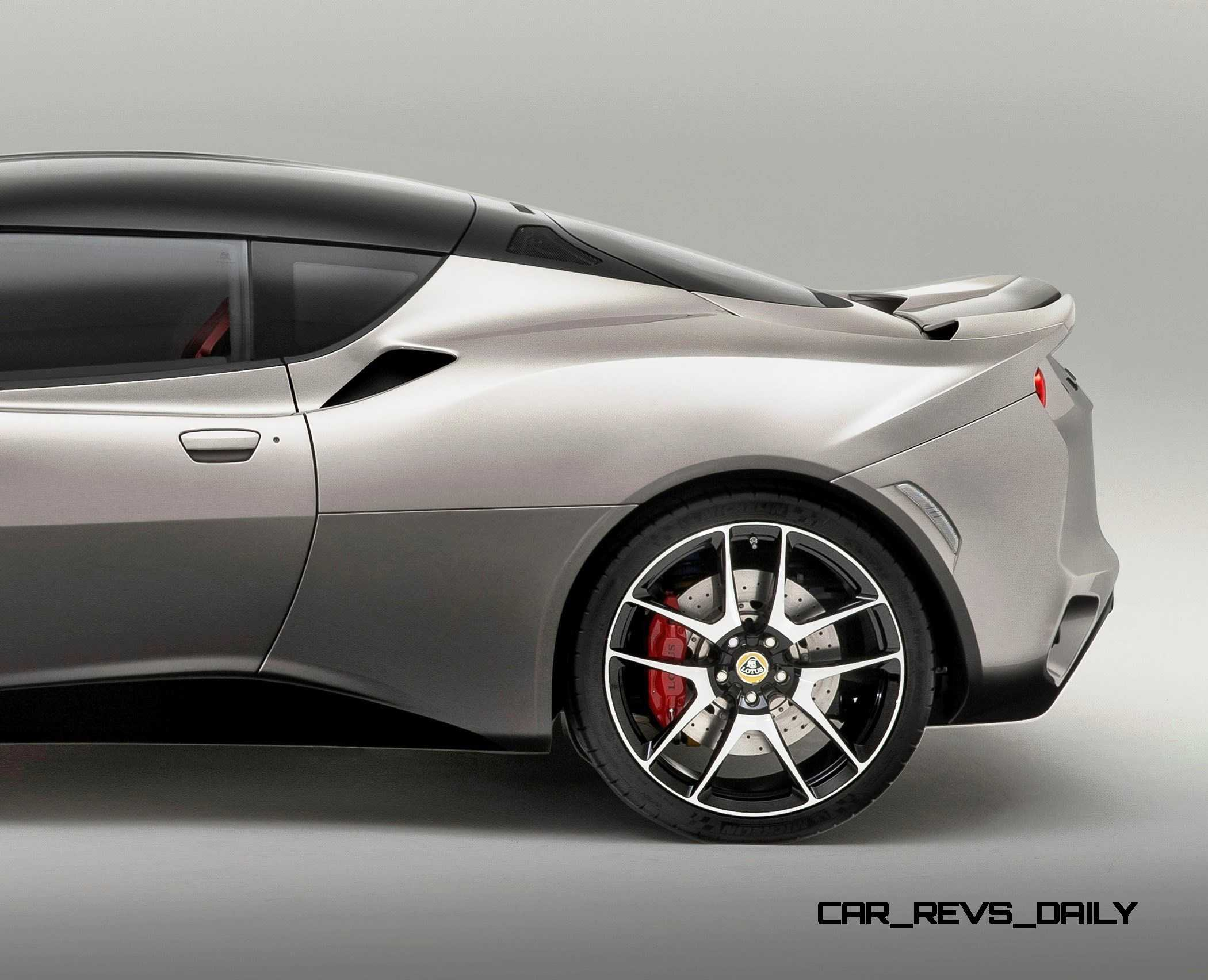 2016 Lotus Evora 400 10