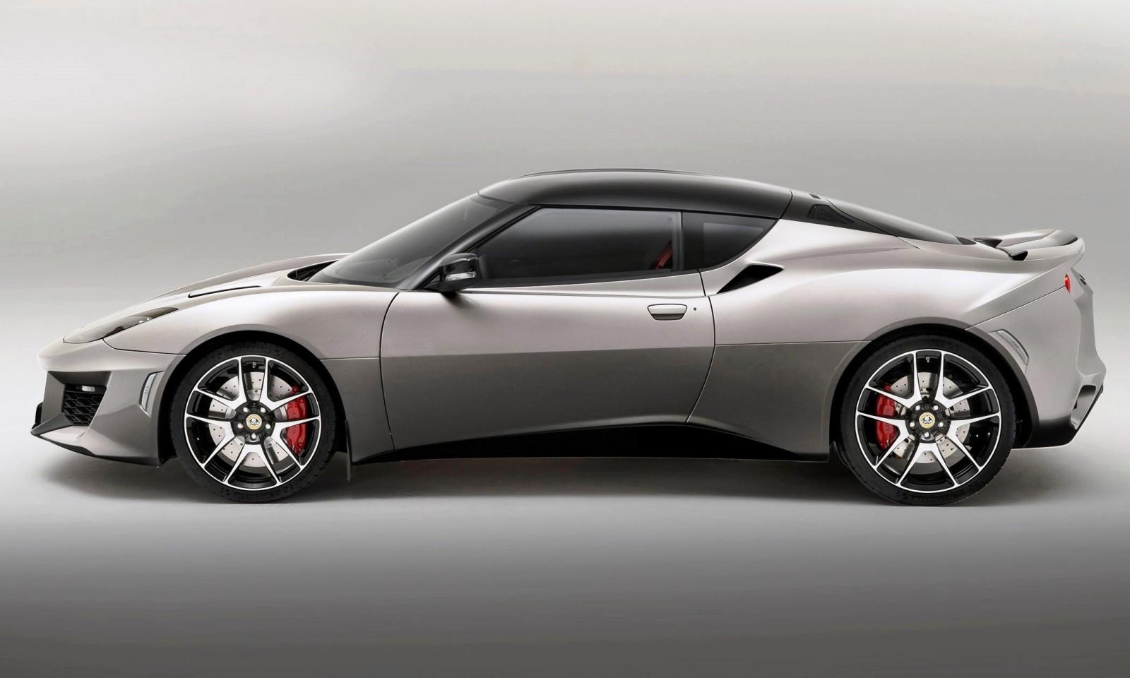 2016 Lotus Evora 400 11