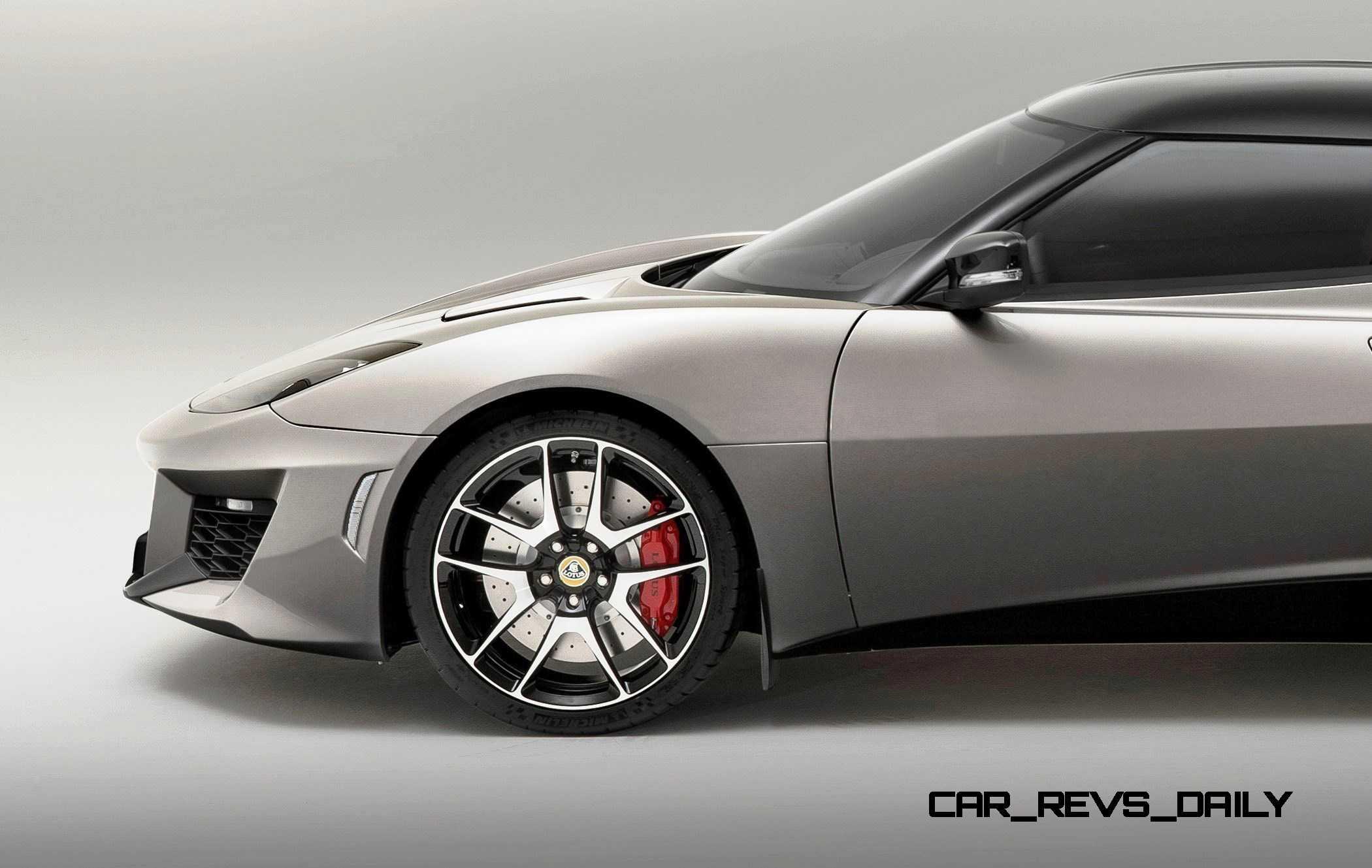 2016 Lotus Evora 400 12