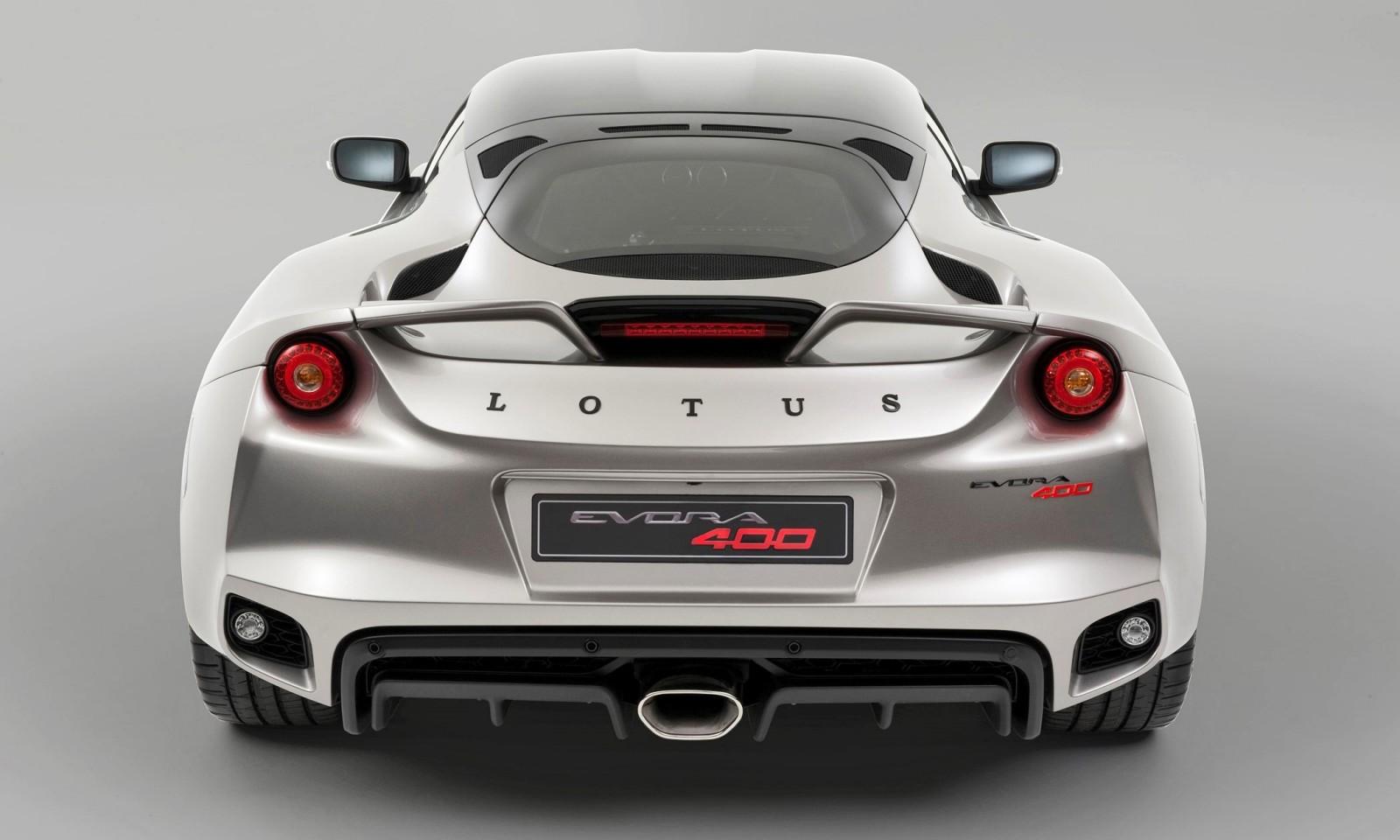 2016 Lotus Evora 400 14