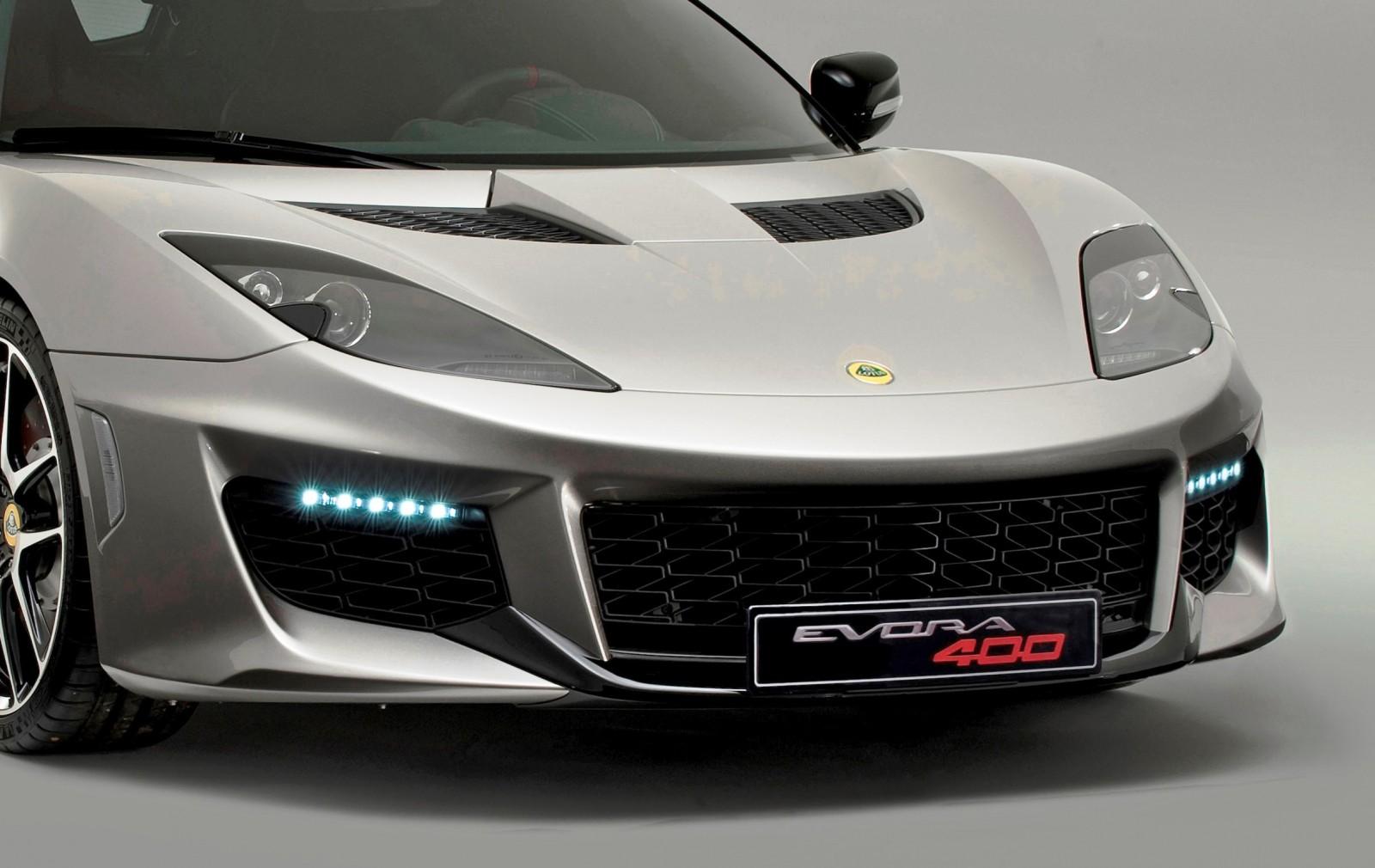 2016 Lotus Evora 400 3