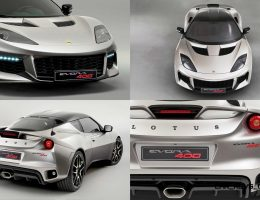 400HP, 4.1s 2016 Lotus Evora 400 Is Leaner and Meaner 2+2 With Designed-In Downforce