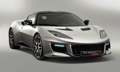 2016 Lotus Evora 400 4