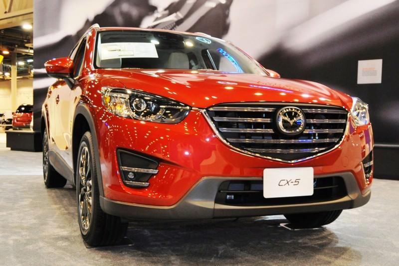 2016 Mazda CX-5 4