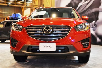 Update1 - 2016 Mazda CX-5 Goes From Good To Great