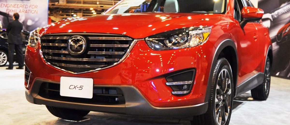 2016 Mazda CX-5 9