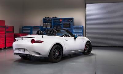 2016 Mazda MX-5 Aero Accessories Concept 4