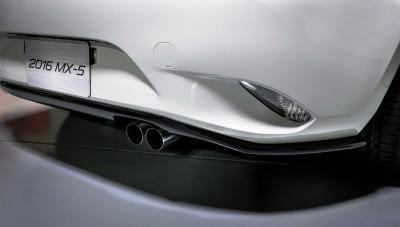 2016 Mazda MX-5 Aero Accessories Concept 9
