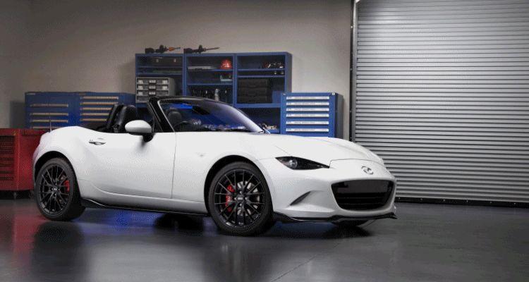 2016 Mazda MX-5 Aero Accessories Concept