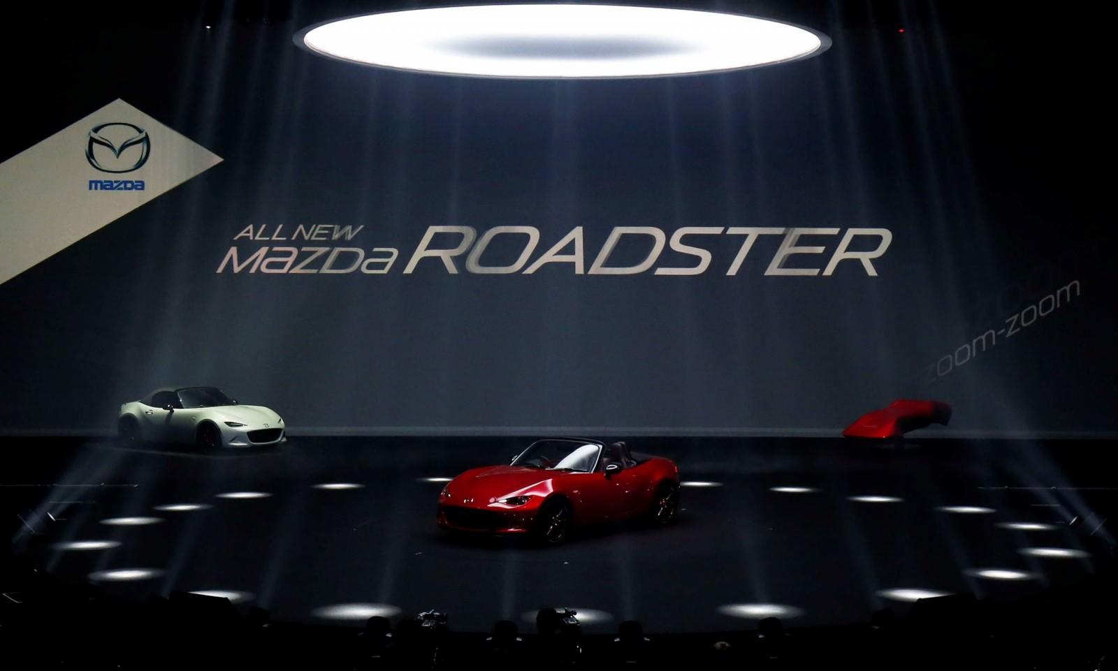 2016 Mazda MX-5 Roadster 11