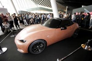 2016 Mazda MX-5 Roadster 15