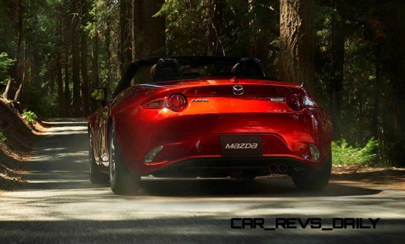 2016 Mazda MX-5 Roadster 21