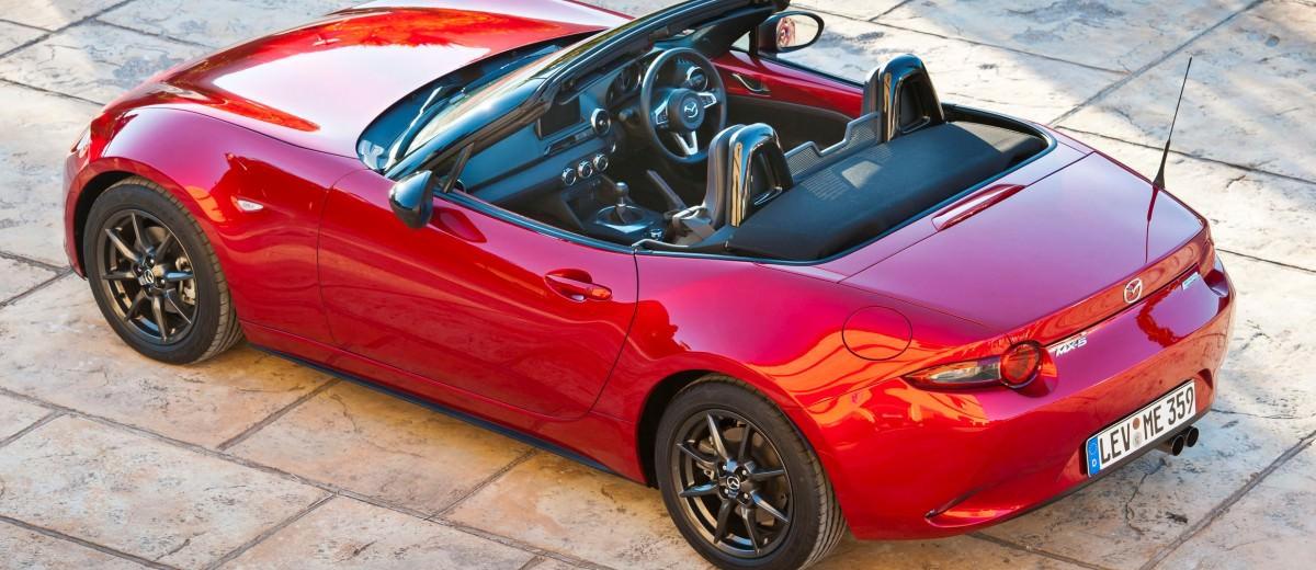 2016 Mazda MX-5 Roadster 49
