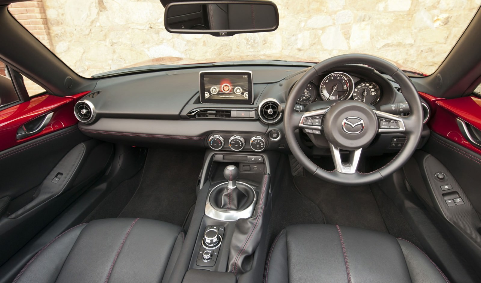2016 Mazda MX-5 Roadster 51