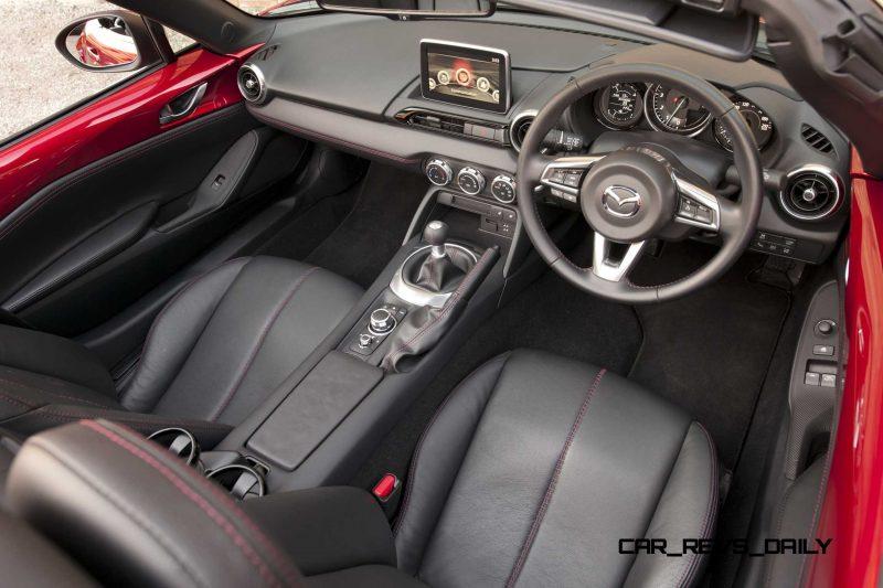 2016 Mazda MX-5 Roadster 52
