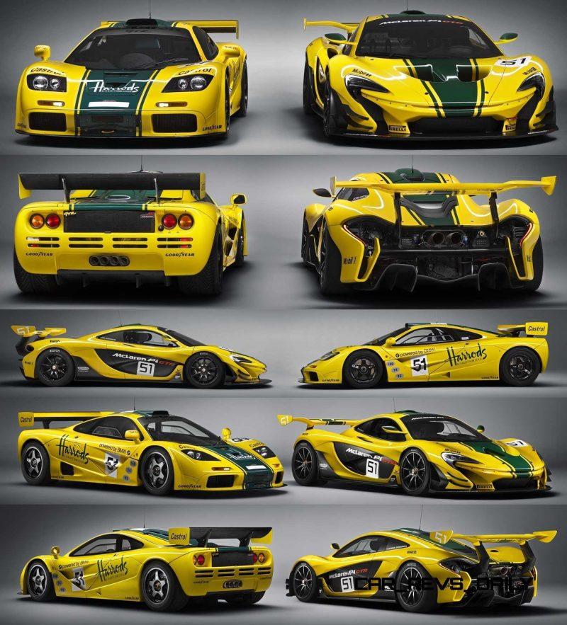 2016 McLaren P1 GTR Yellow 12-vert