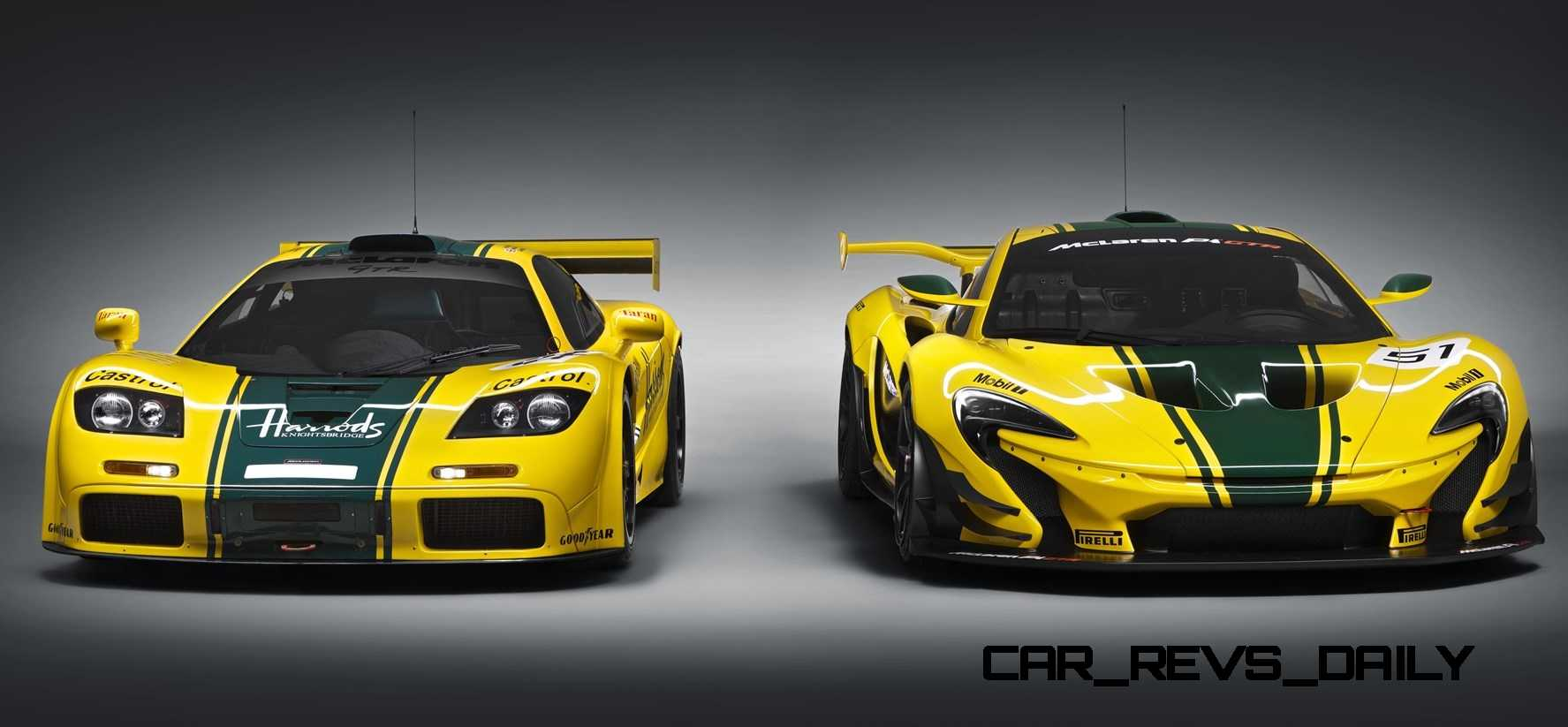 2016 mclaren p1 gtr yellow. Black Bedroom Furniture Sets. Home Design Ideas