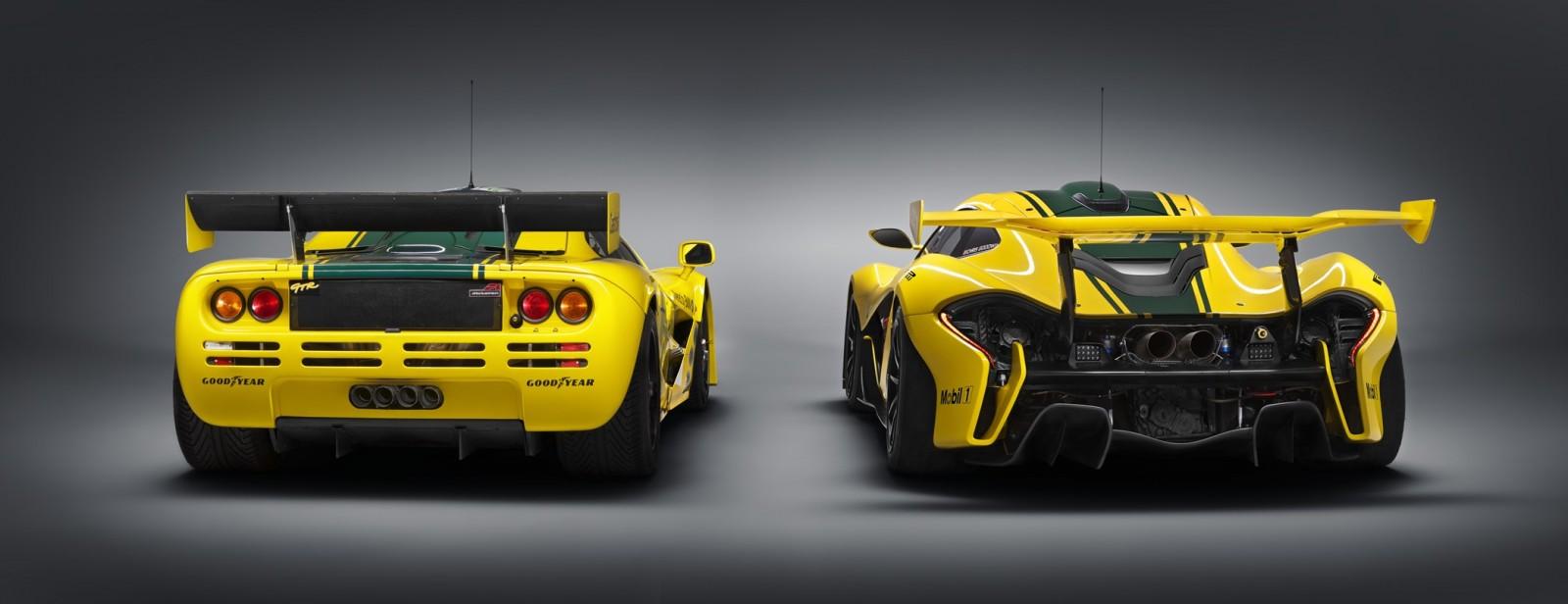 2016 McLaren P1 GTR Yellow 13