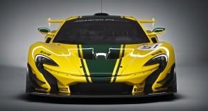 2016 McLaren P1 GTR Yellow 2