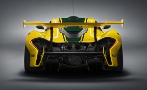 2016 McLaren P1 GTR Yellow 4