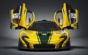 2016 McLaren P1 GTR Yellow 6