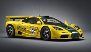 2016 McLaren P1 GTR Yellow 9