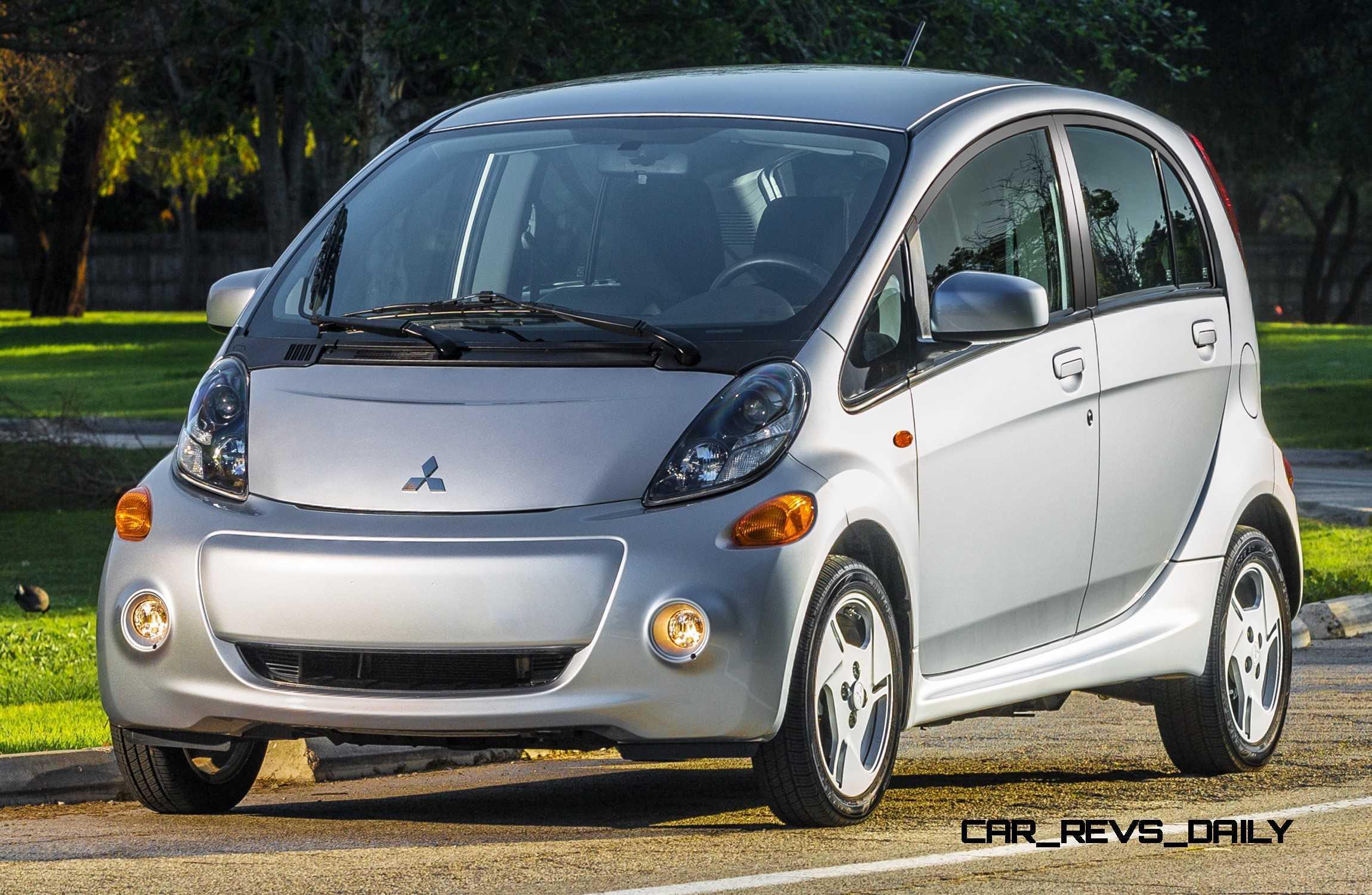 Ev Tax Credit >> 2016 Mitsubishi i-MiEV