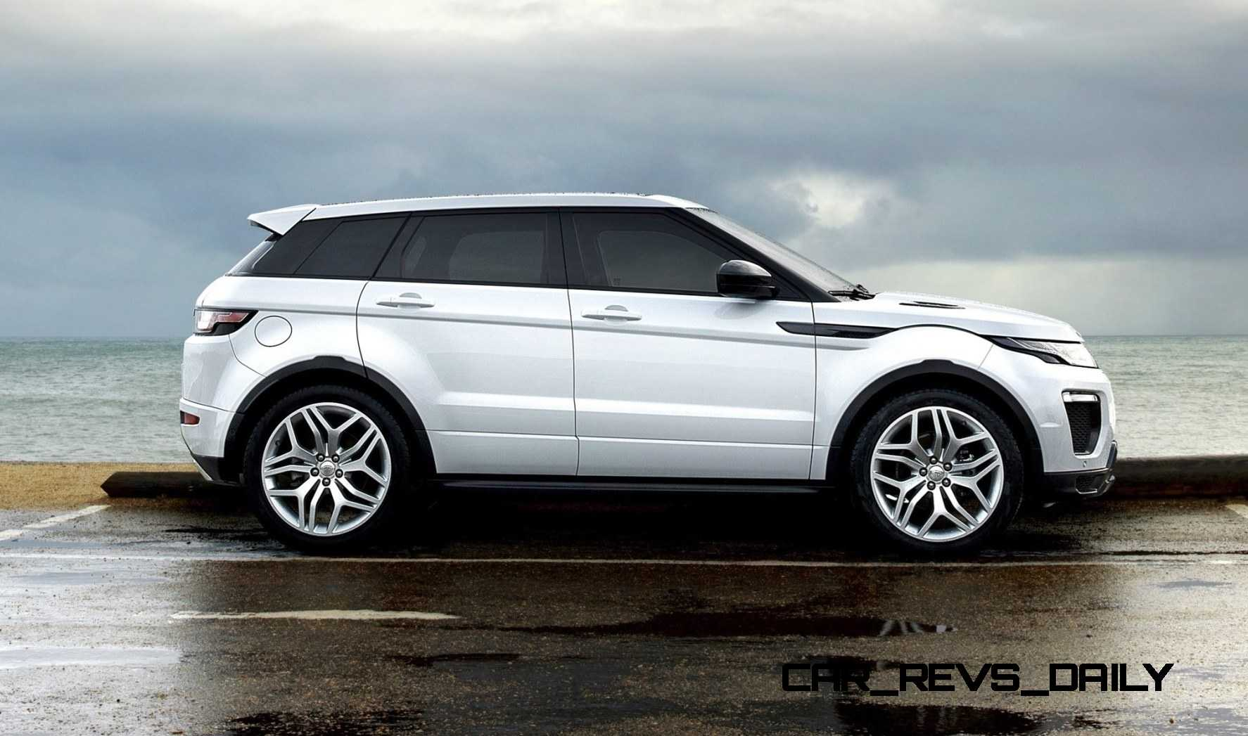 2016 range rover evoque. Black Bedroom Furniture Sets. Home Design Ideas
