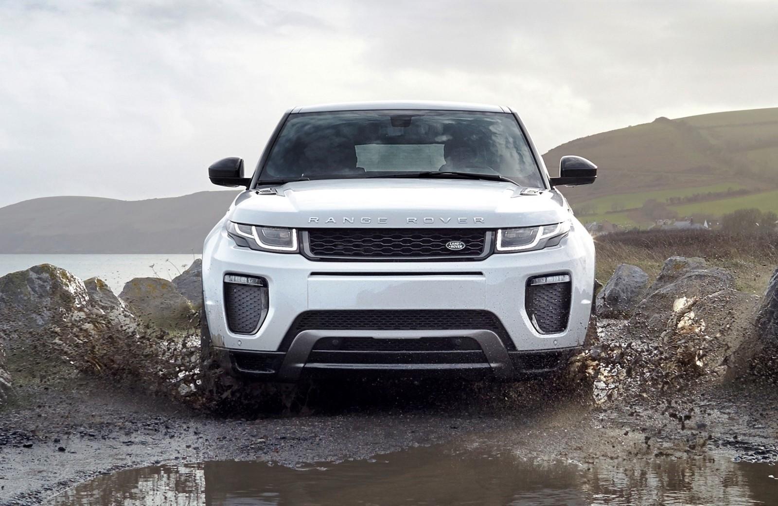 2016 Range Rover EVOQUE 16