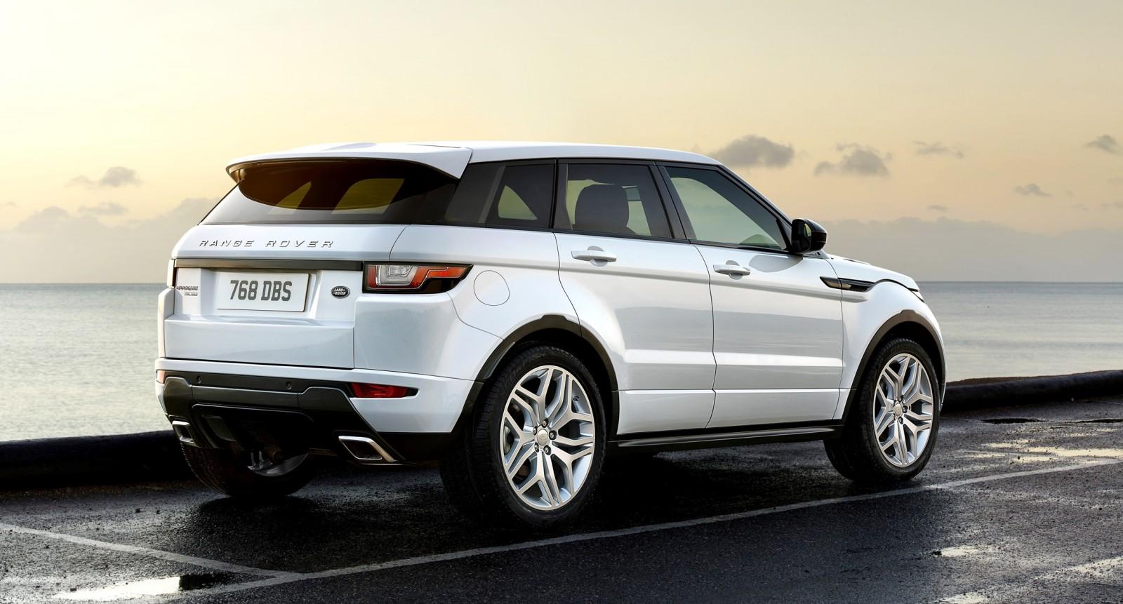 2016 Range Rover EVOQUE 18
