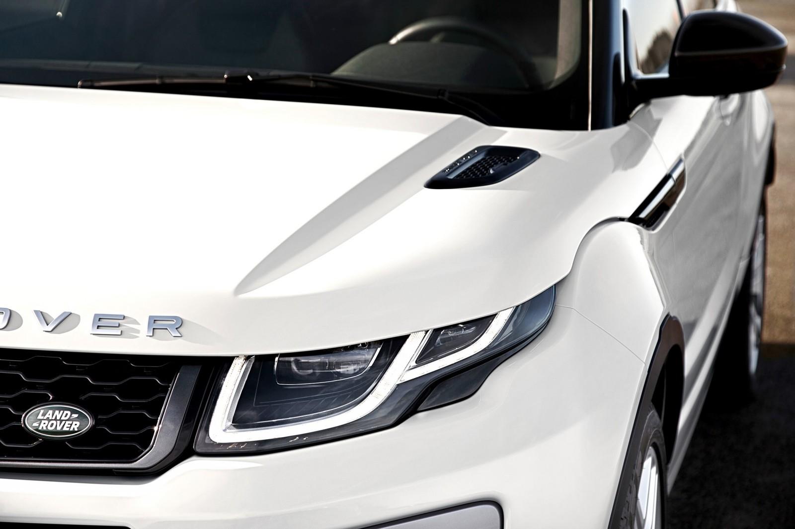 2016 Range Rover EVOQUE 2