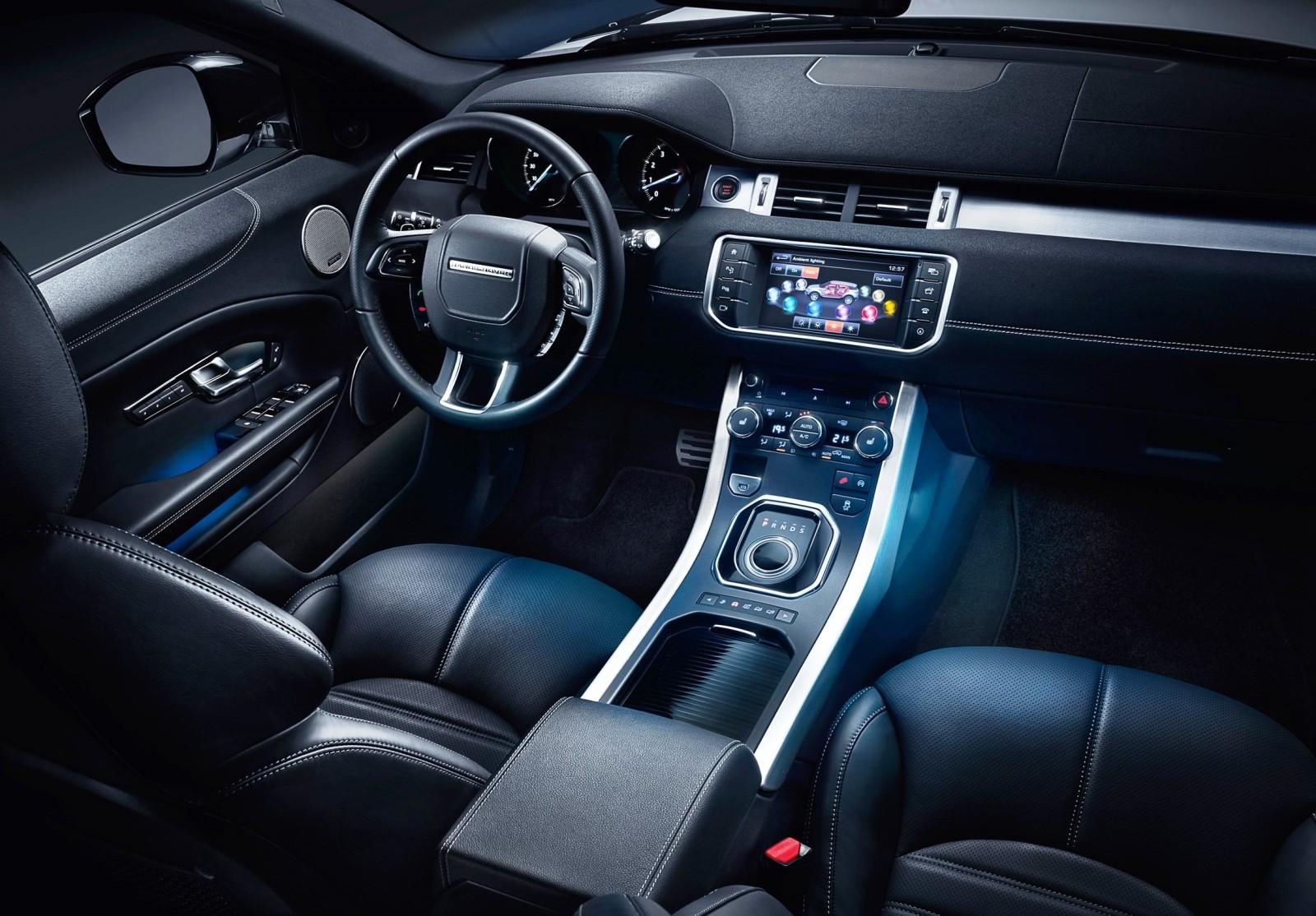 2016 Range Rover EVOQUE 22