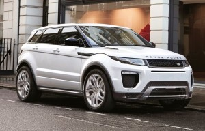 2016 Range Rover EVOQUE 25