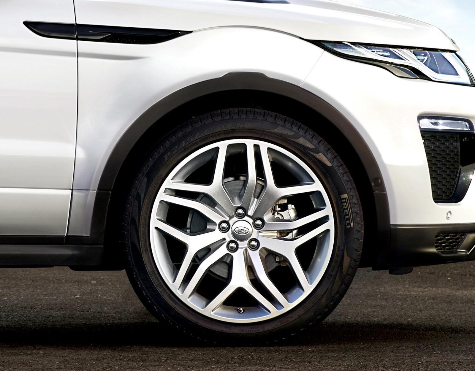 2016 Range Rover EVOQUE 4