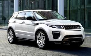 2016 Range Rover EVOQUE 8