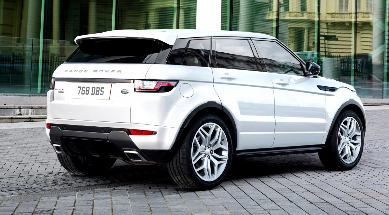 2016 Range Rover EVOQUE 9
