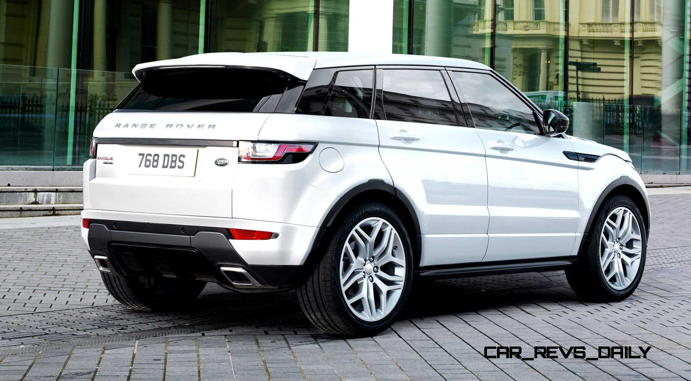 2016 range rover evoque 9. Black Bedroom Furniture Sets. Home Design Ideas